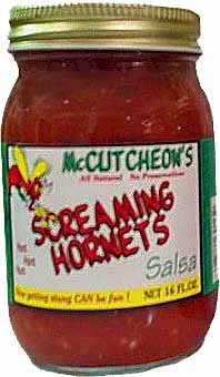 Screaming Hornets Salsa